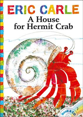 A House for Hermit Crab By Carle, Eric/ Carle, Eric (ILT)/ Nobbs, Keith (NRT)